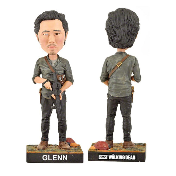 The Walking Dead Glenn Bobblehead