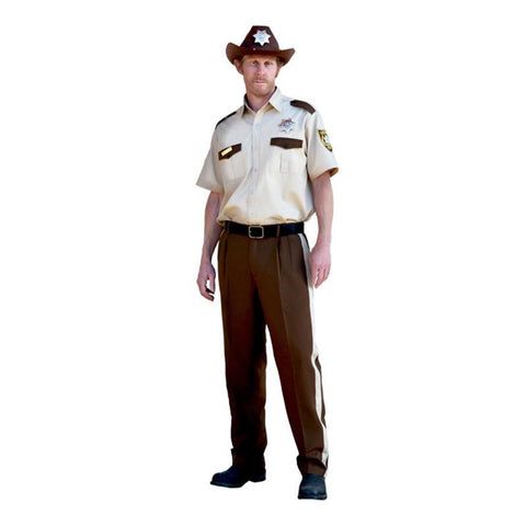 Rick Grimes' Sheriff Costume from The Walking Dead
