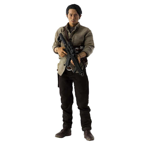 The Walking Dead Threezero Glenn Rhee 1/6th Scale Figure