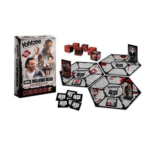 The Walking Dead Battle Yahtzee