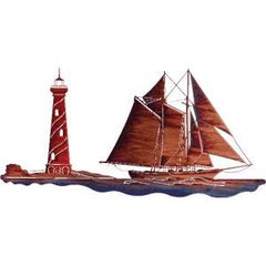Sailing Home Wall Art