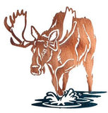 Moose Bull of Rights