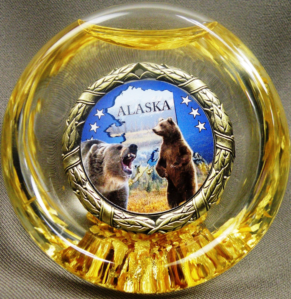 GoldenFlow Alaskan Grizzly
