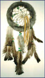 5 Inch Fur Dream Catcher