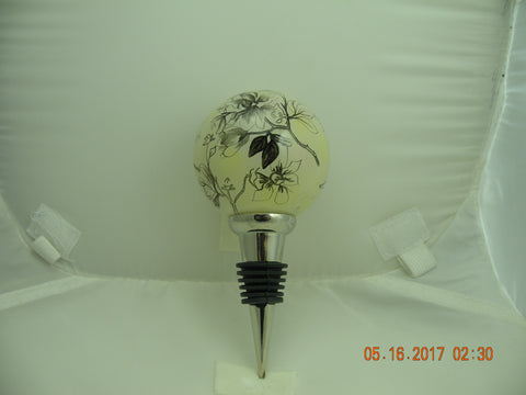 Wine Stopper Magnolia