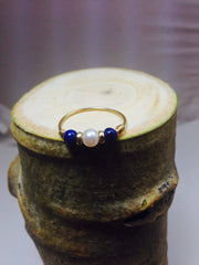 Beautiful Genuine Pearl ring