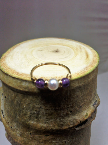 Pearl Ring Fresh Water
