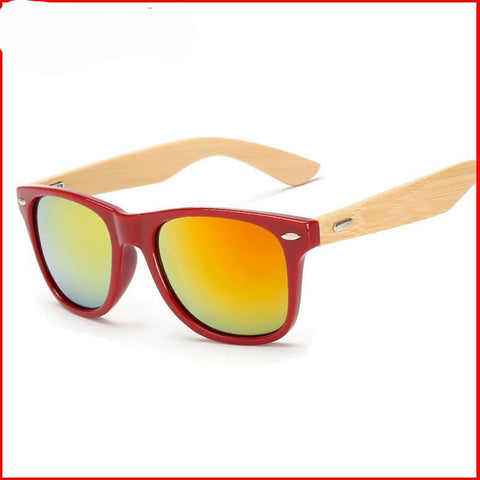 Natural Bamboo Designer  Sunglasses  , Top qualityUV400