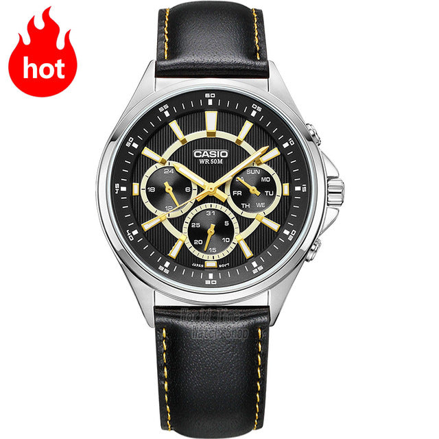 Casio WATCH fashion simple business male watch MTP-E303L-7A MTP-E303L-9A MTP-E303SG-1A MTP-E303SG-9A MTP-E303D-7A MTP-E303GL-9A