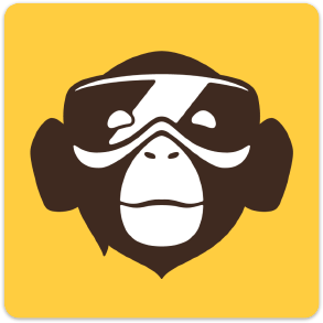 Primate Labs Sticker (3 pack)