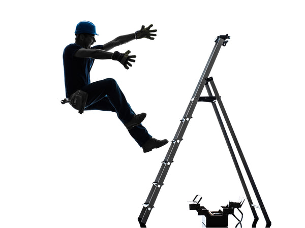 What are the OSHA Regulations for Ladders and What Can You Carry?