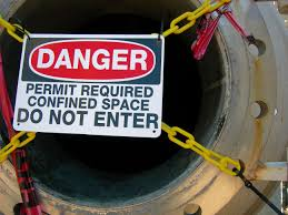 Confined Spaces - Getting In and Out Safely