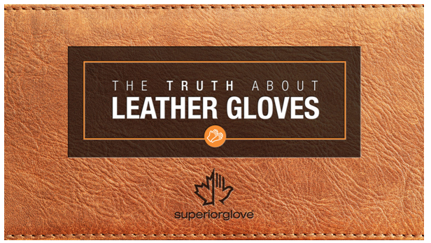 The Truth About Leather Gloves from SuperiorGlove