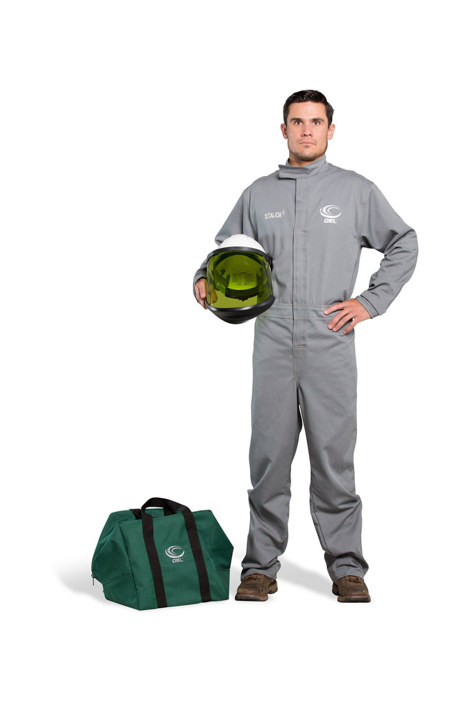 AFW12-PFC - 12 Cal FR Shield Coverall Kit