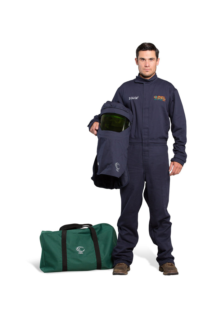 AFW25-FC - 25 Cal FR Shield Coveralls Kit