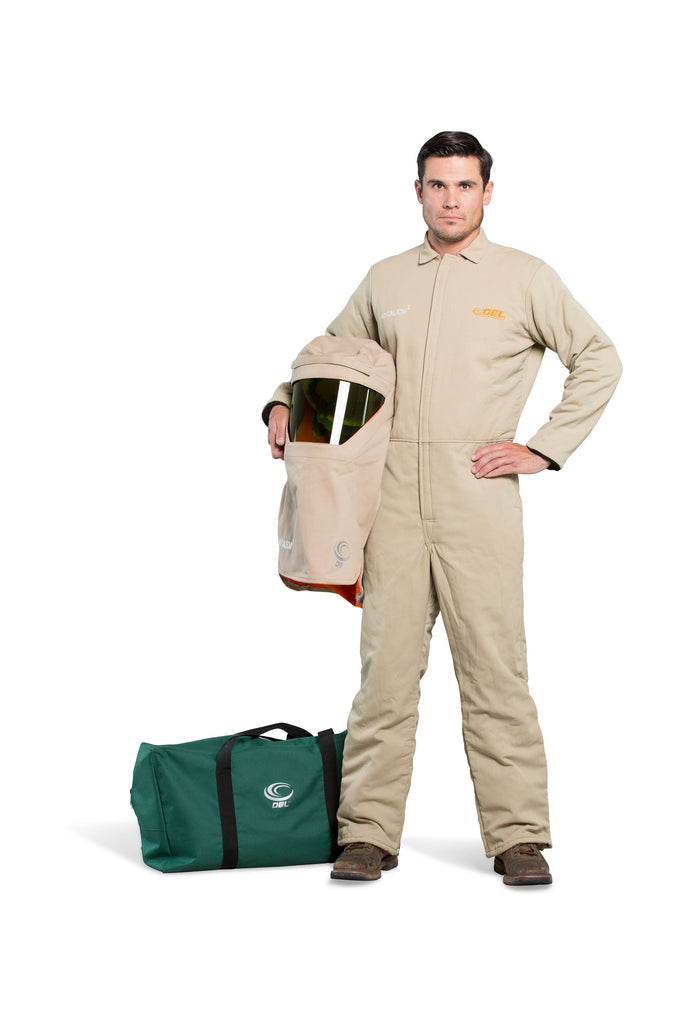 AFW40-PFC - 40 Cal FR Shield Coveralls Kit