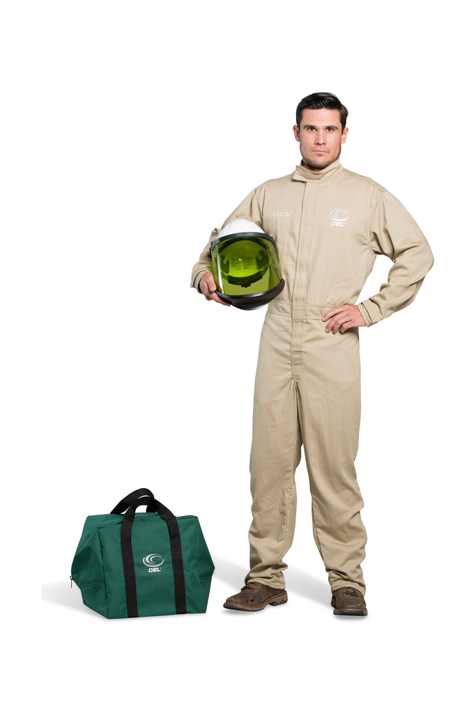 AFW8-PFC - 8 Cal FR Shield Coverall Kit
