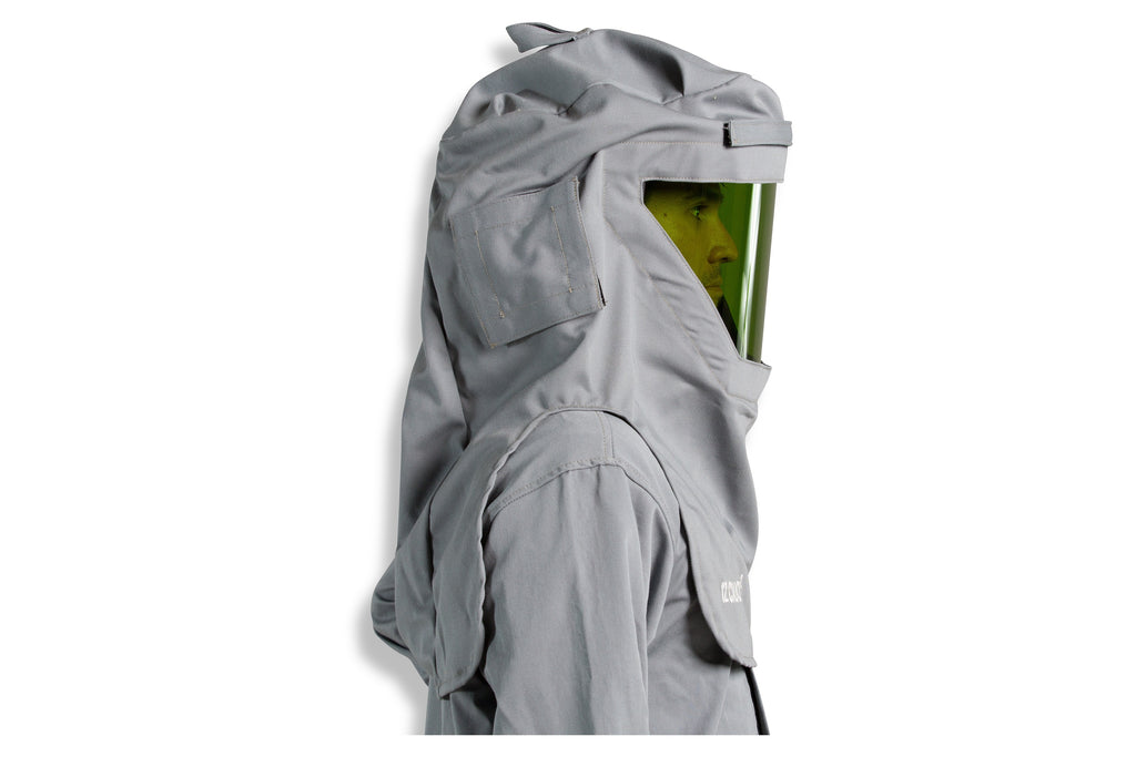 AFW017PRO - 12 CAL ARC FR Shield Hood (One Size Fits All)