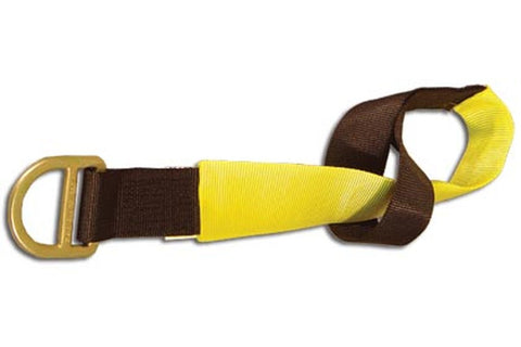 1136C - 3 ftT Concrete anchor strap w/D-ring