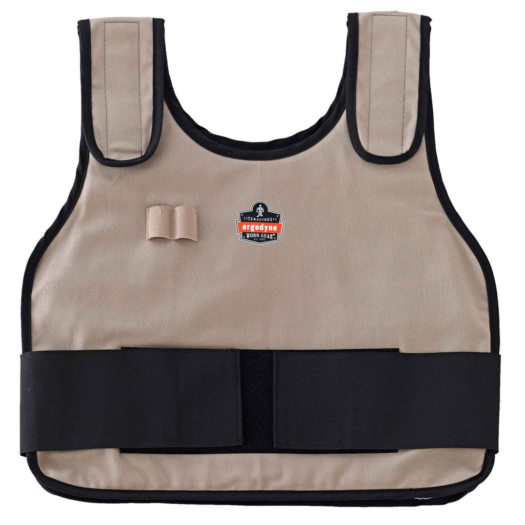 Chill-Its 6230 Phase Change Standard Cooling Vest w/packs