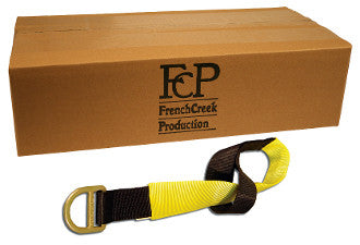 1136C-CASE - Case of 3 ft Concrete anchor strap with D-ring
