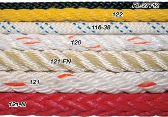 116-12 - Kernmantle Rope 3/8
