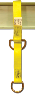 1372 - French Creek 6 ft. Double D-ring tie-off strap