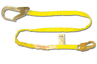467A-135A - 6 ft Tubular Shock Absorbing Web Lanyard