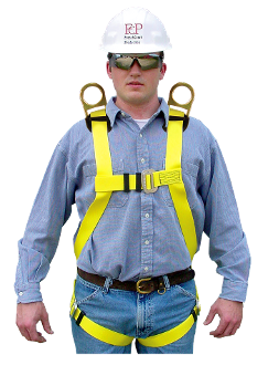 631D - Lightweight Full Body Harness