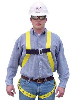 651 - Lightweight Full Body Harness