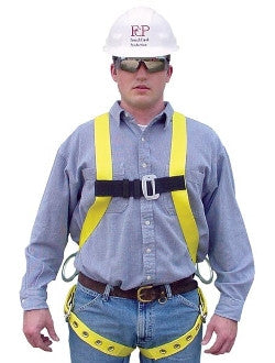 651B - Lightweight Full Body Harness