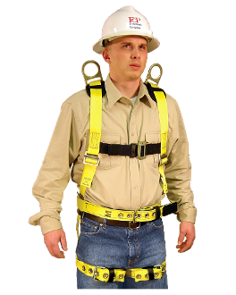 750D - Full Body Harness