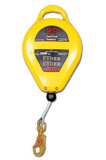 RL50SSZ - 50 ft Self Retracting Lifeline with Stainless Steel Wire Rope