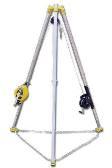 S50SS-M9 - Confined Space Systems with R-Series Rescue Unit, & M-Series Work Winch