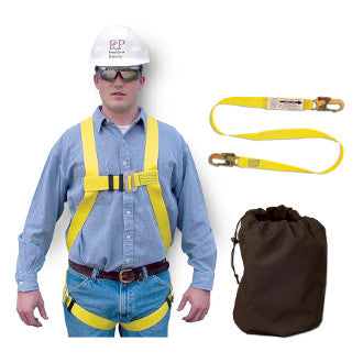 631-KIT - Construction Kit - Includes Harness, Lanyard and Bag