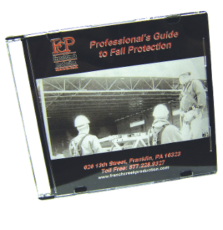 FPG-1DVD - DVD Professional Guide to Fall Protection