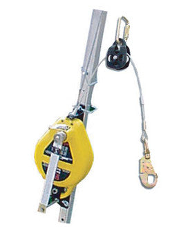 R50G - 50 ft Galvanized Wire Rope Retractable Lifeline