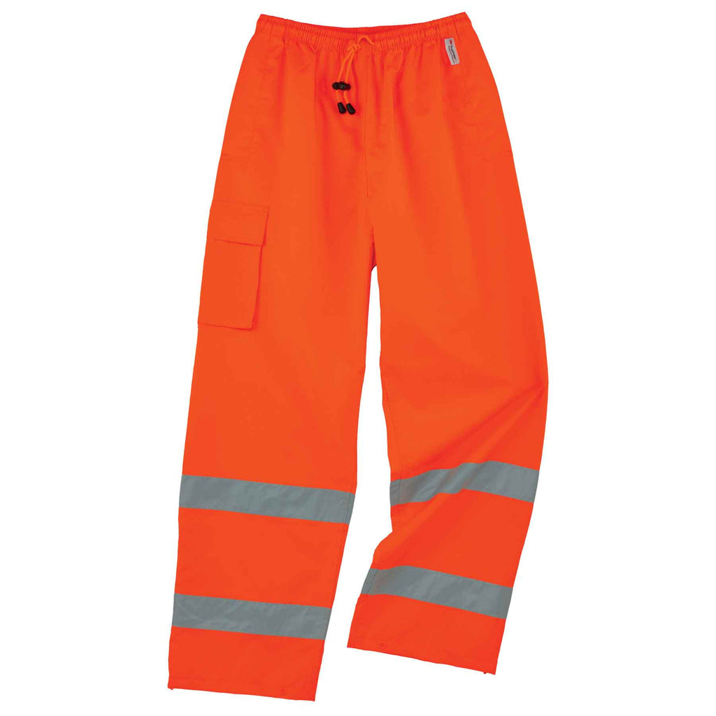 GloWear 8915 Supplemental Class E Rain Pants