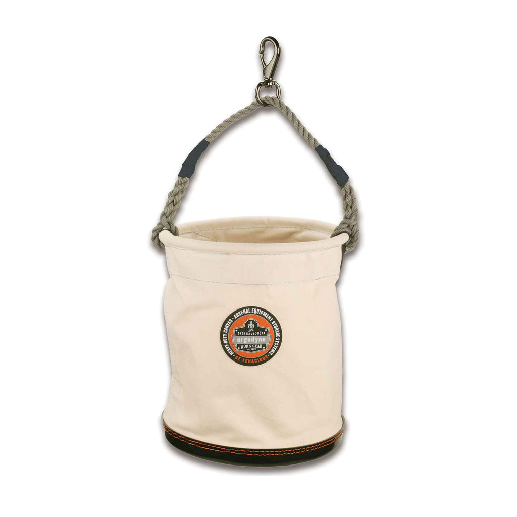 Arsenal 5743 Large Plastic Bottom Bucket-Swivel