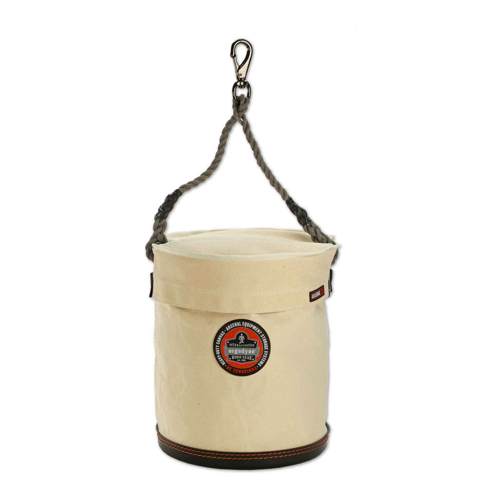 Arsenal 5743T Large Plastic Bottom Bucket with Top