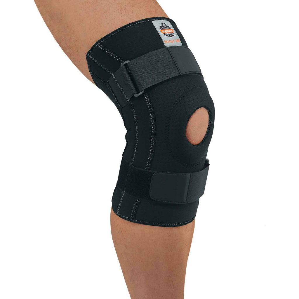 ProFlex 620 Knee Sleeve w/Open Patella/Spiral Stays