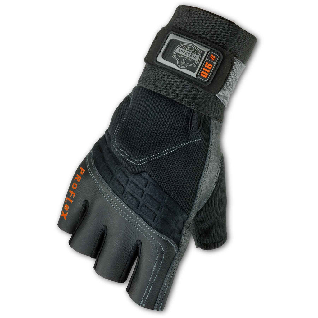 ProFlex 910 Impact Gloves w/Wrist Support