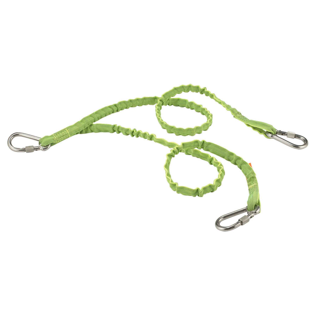 Squids 3311 Twin Leg Stainless Triple Carabiner - 15lbs