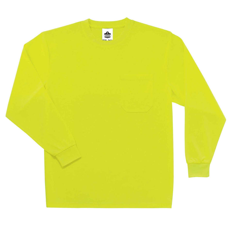 GloWear 8091 Non-Certified Long Sleeve T-Shirt