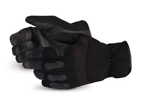 Clutch Gear Synthetic Leather Winter Lined Drivers Gloves (1 doz)