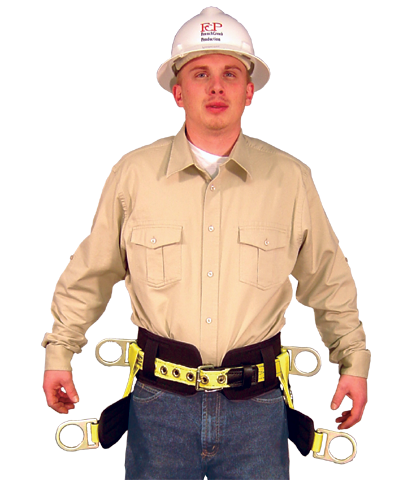 4052 - Tree Saddle Harness