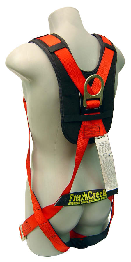 671PR - Red harness