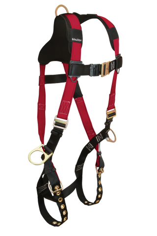 Falltech 7010B Tradesman+ Construction Harness