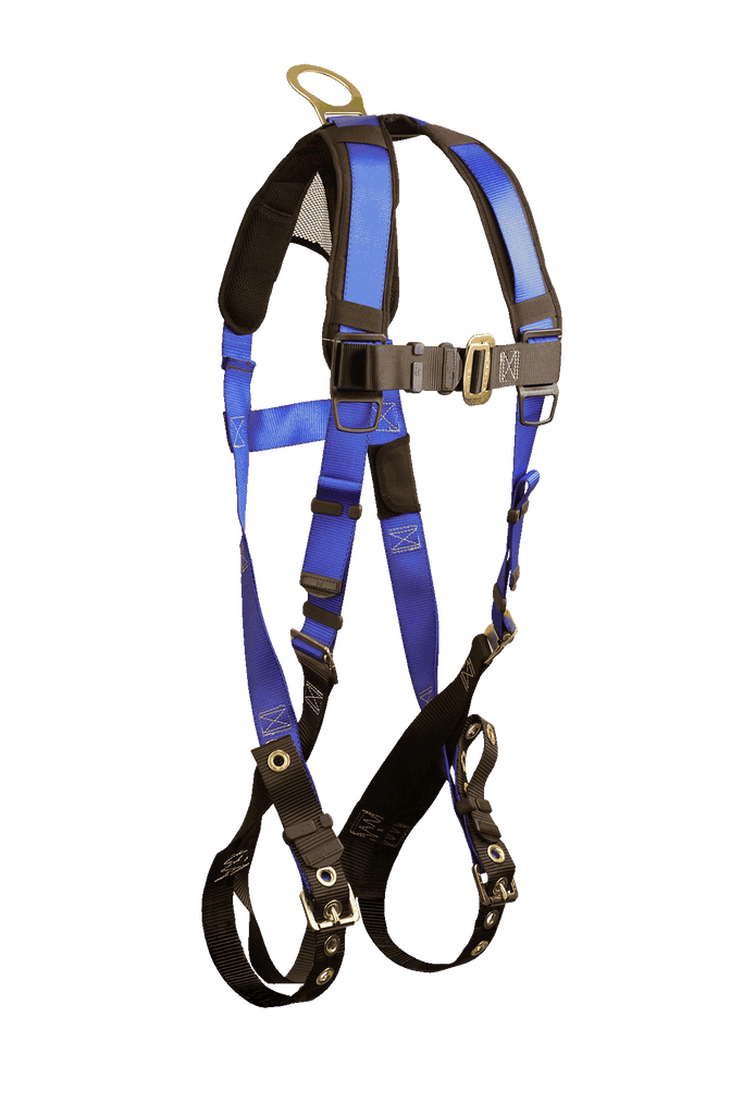 Falltech 7016B Contractor+ Non-Belted 1 D-ring Harness