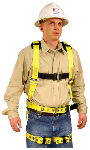 750-TS - Full Body Harness